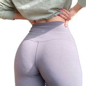 "Lululemon Align pant leggings gym yoga workout 28"""